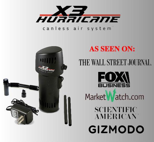 X3 Hurricane System